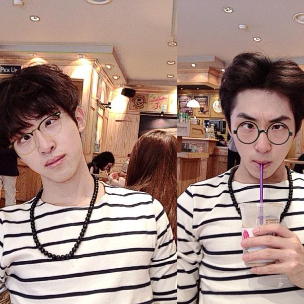 Neo Culture Technology: [PICT] 130825 The Boss Hyunmin 'MPM' Instagram Update