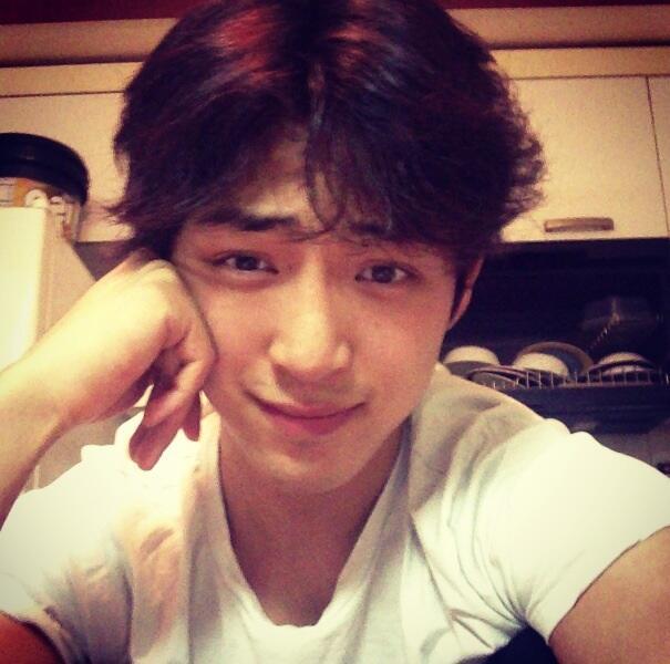 Neo Culture Technology: [PICT/TRANS] 130826 The Boss Hyunmin 'MPM' Twitter Update