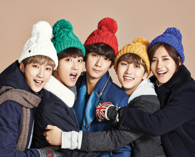 [PICT/OFFICIAL] 140911 B1A4 (비원에이포) – HAT'S ON CATALOG ... B1a4 Names